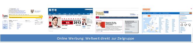 Onlline Marketing worlwide -